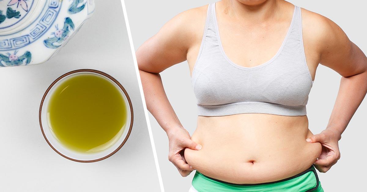Ten napój pomoże Ci się pozbyć oponki – 3kg w tydzień!
