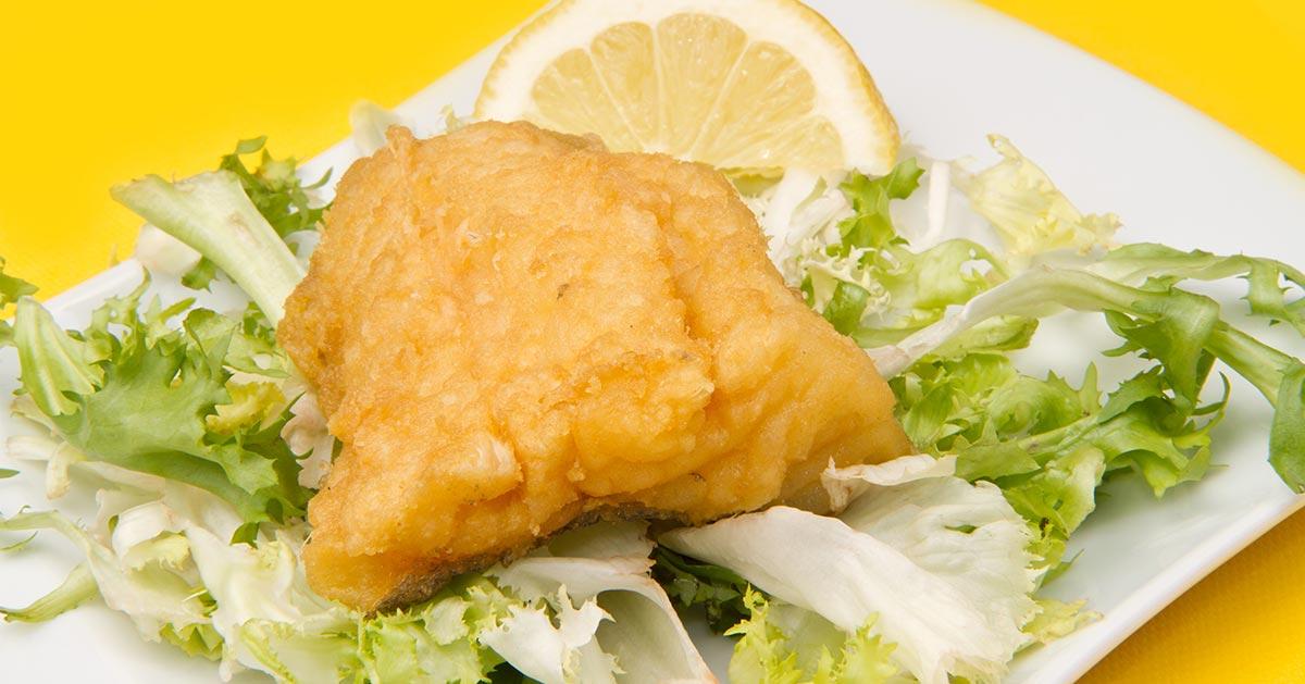 Przepis na smażoną rybę w panierce