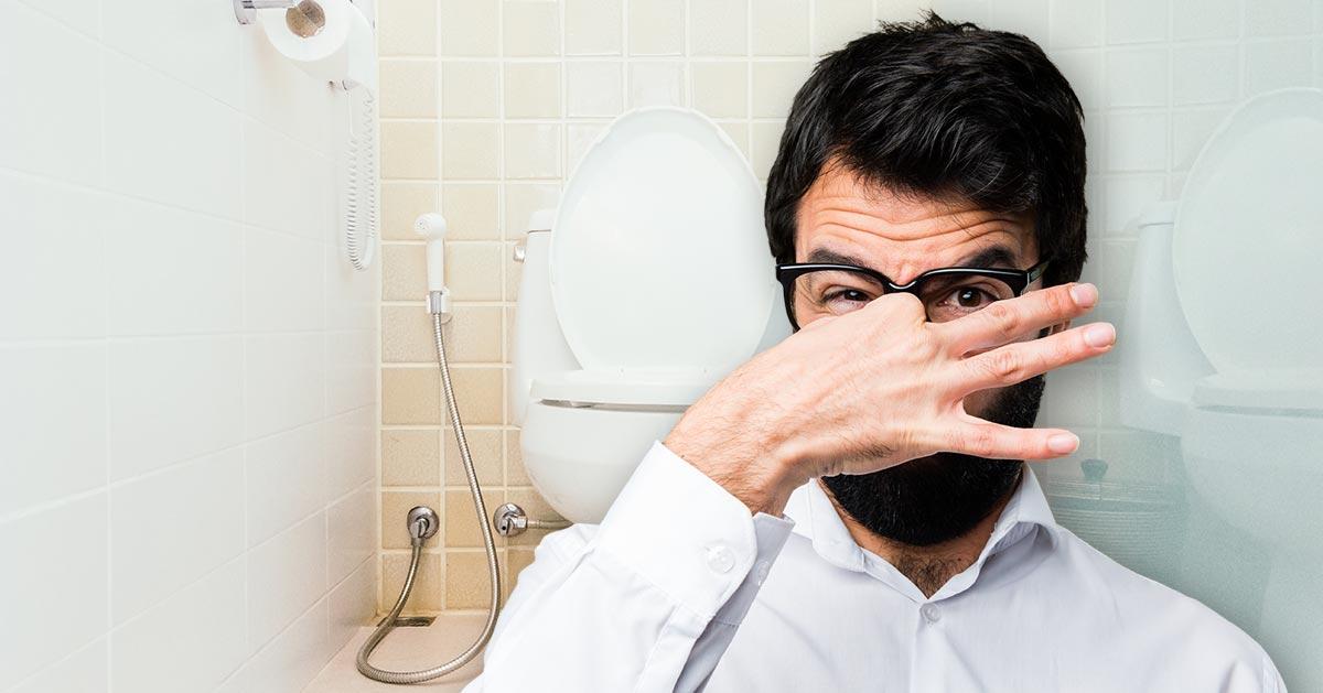 Jak zabić nieprzyjemny zapach po skorzystaniu z toalety