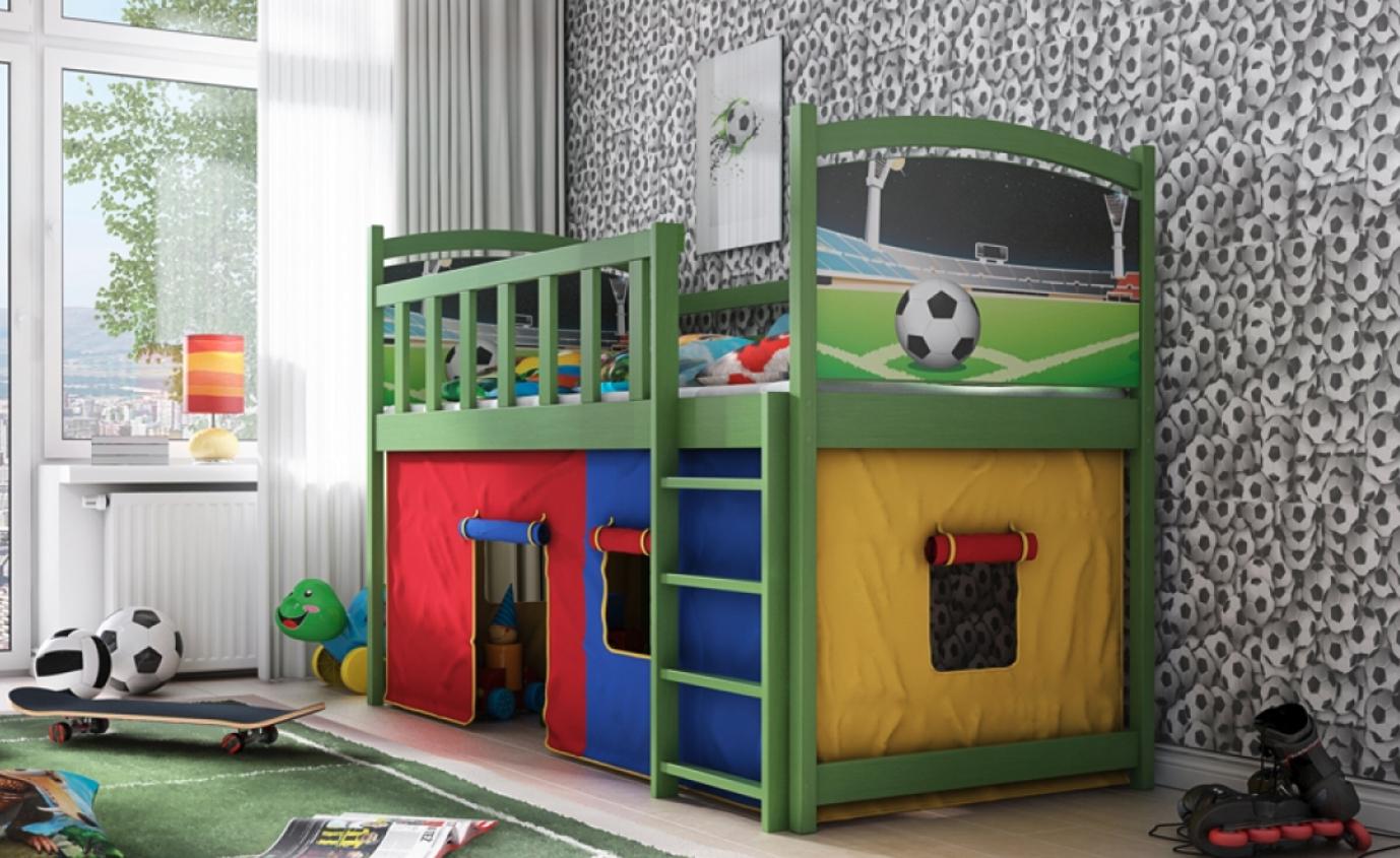 łóżka Piętrowe Dla Twojego Dziecka Poznaj Ich 5 Głównych