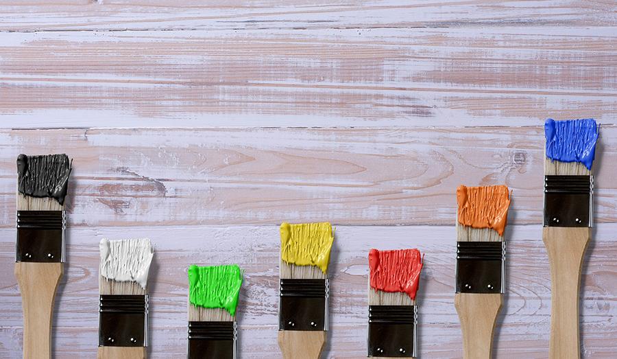 Jak używać kolorów we wnętrzach?