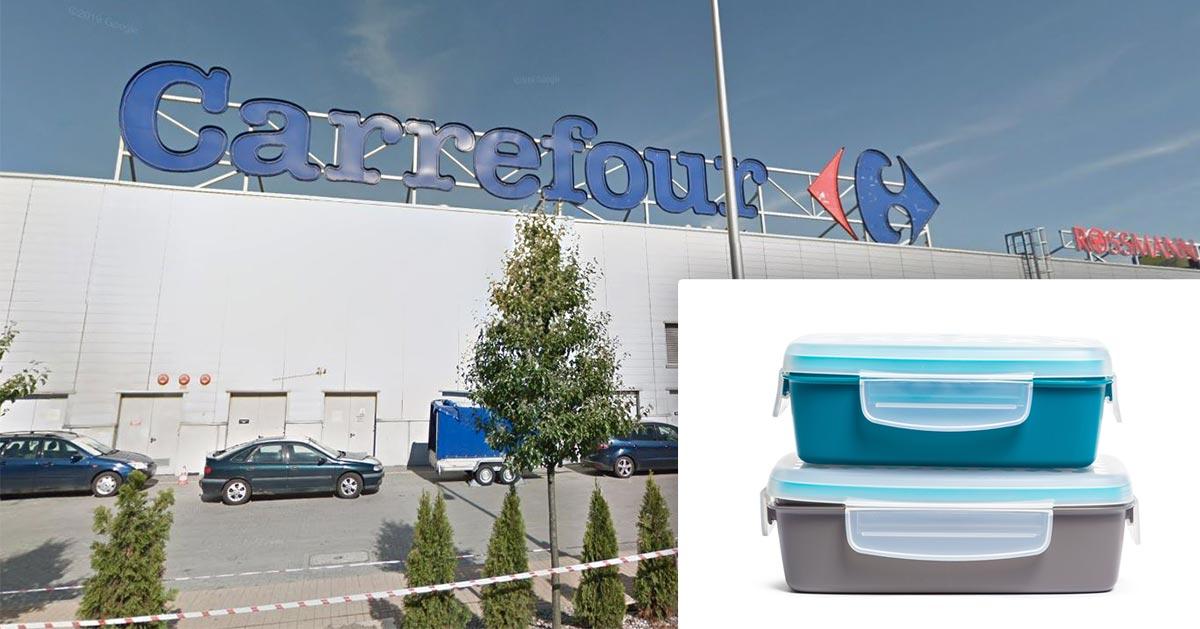 W Carrefour zapakują Ci produkty na wagę w Twoje pudełko!