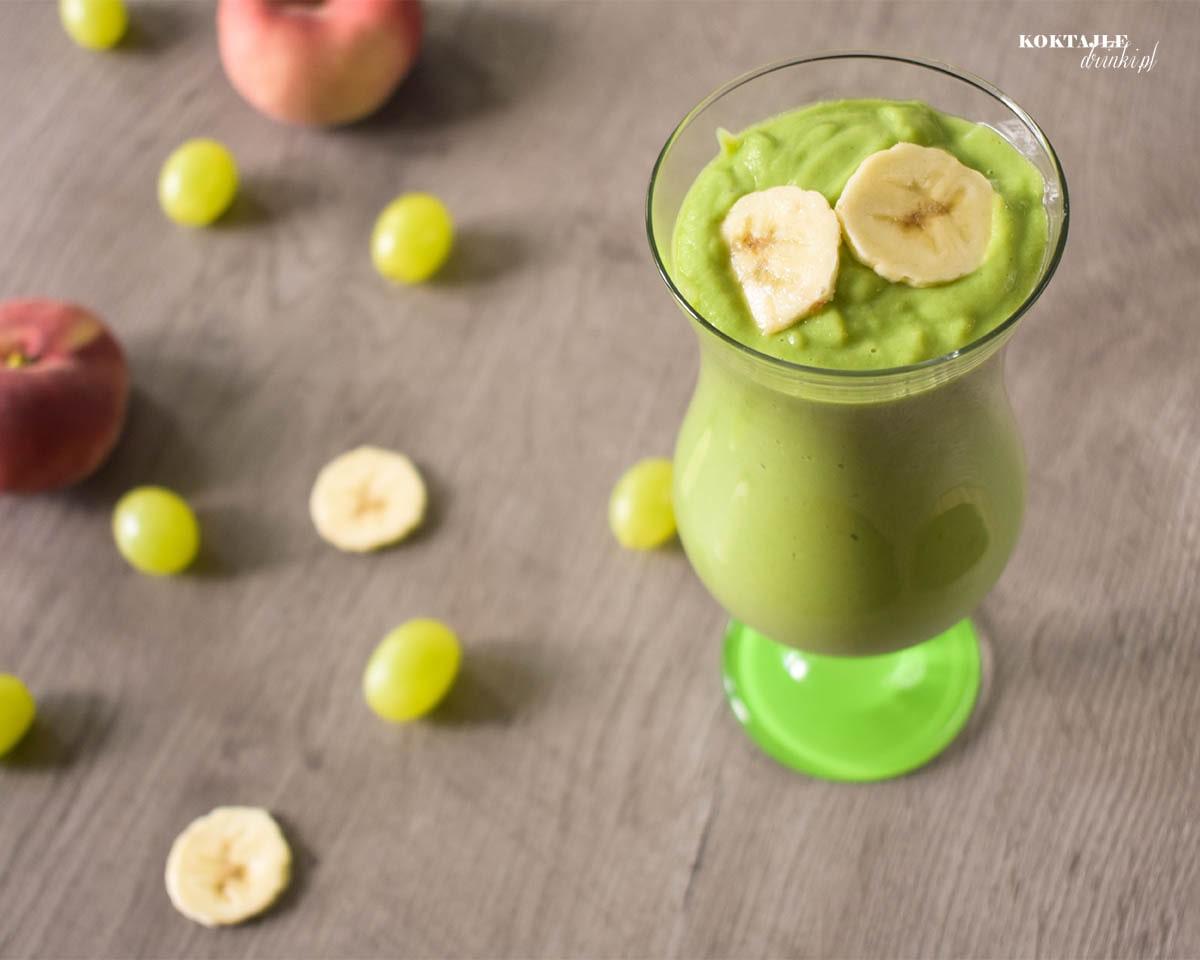 Koktajl warzywno-owocowy smoothie | Koktajle-Drinki.pl