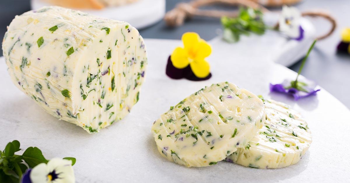 Przepis na szczypiorkowe masło