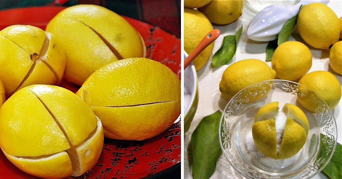 Natnij cytrynę i posyp solą. Zobacz dlaczego warto to zrobić!