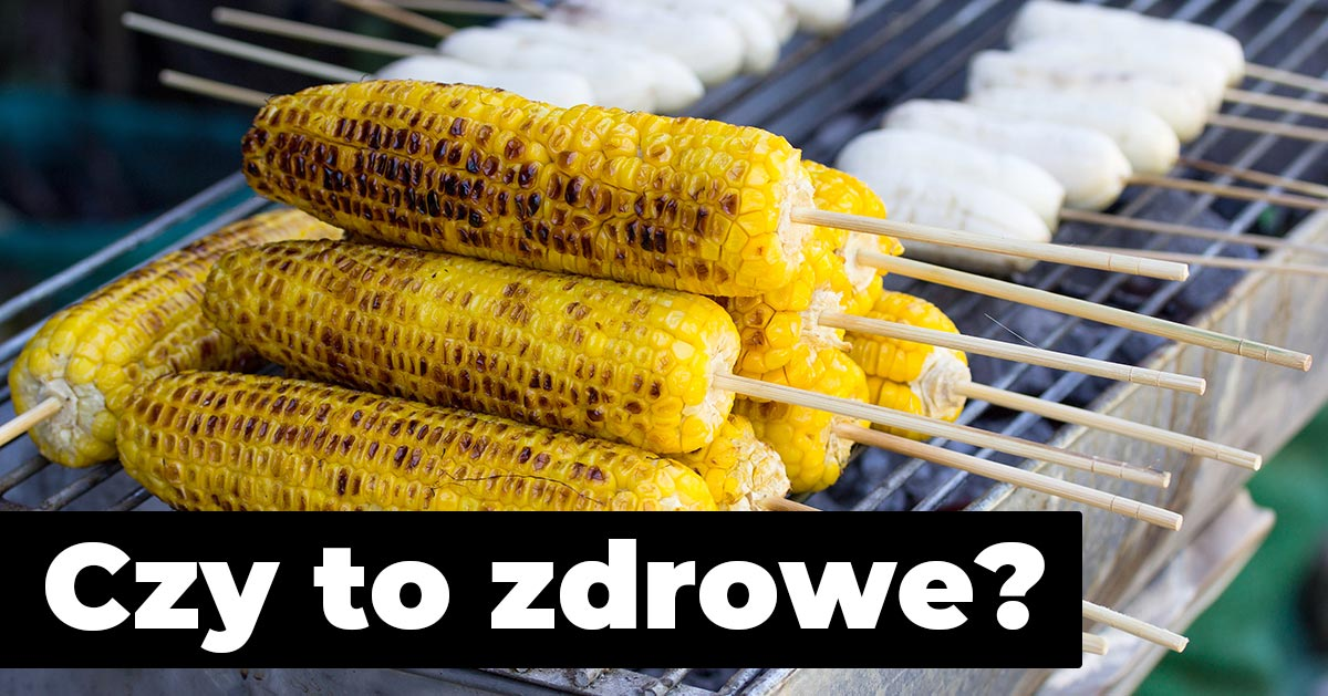 Jakie są skutki jedzenia przypalonych potraw?