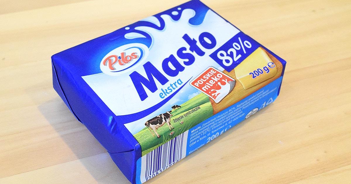 Co zrobić aby masło po wyjęciu z lodówki było miękkie?
