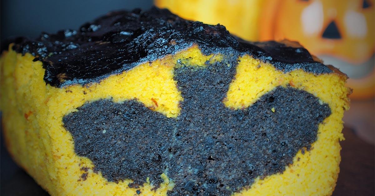 Keto ciasto z nietoperzem (Paleo, LowCarb)