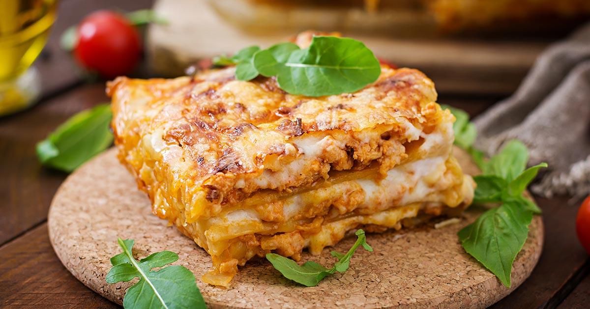 Prosty przepis na Lasagne Bolognese