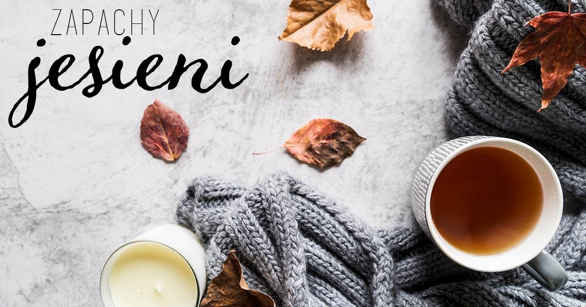 Jesienne zapachy do domu – świeczki i woski zapachowe