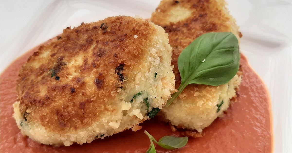 Kotlety rybno – ziemniaczane
