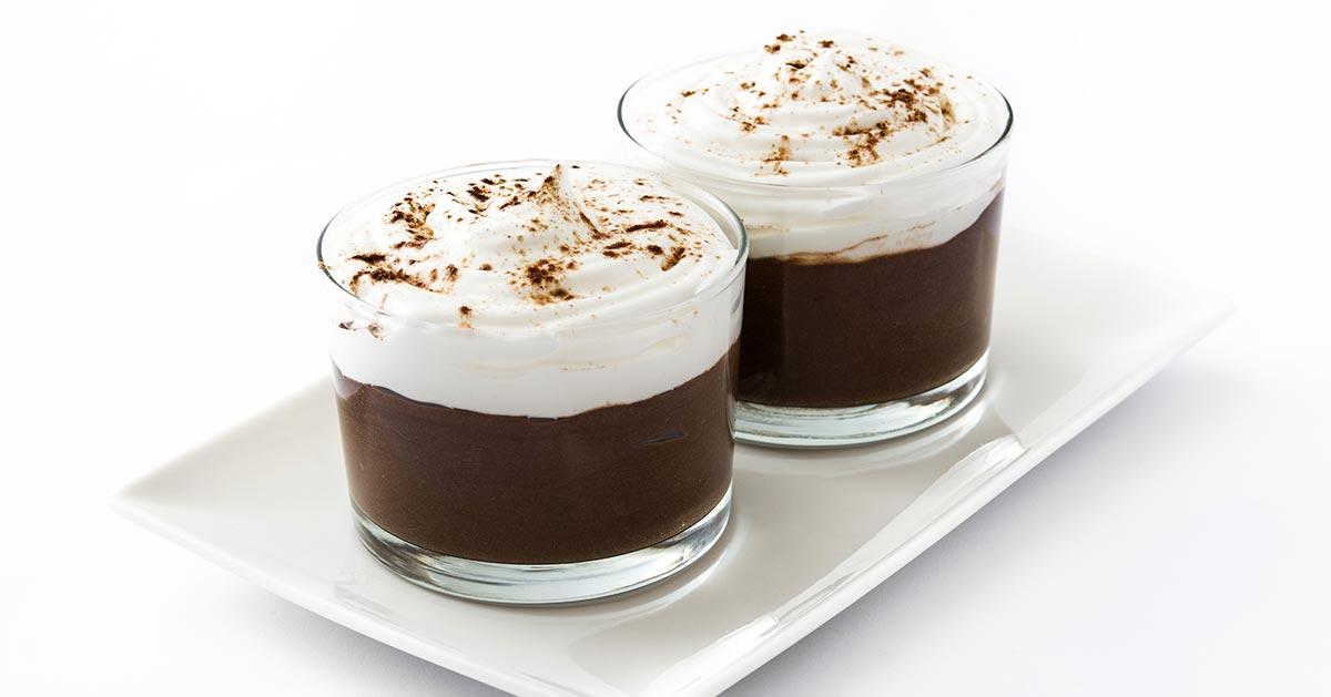 Przepis na mus czekolady