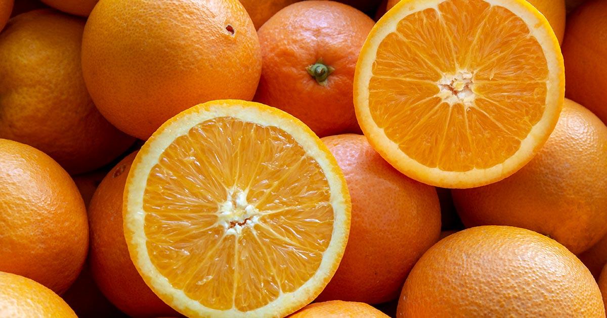 Jak rozpoznać pomarańcze bez pestek