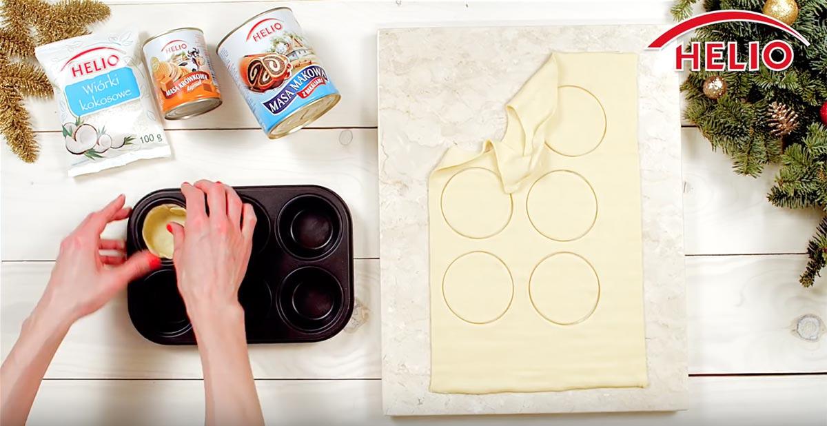 Świąteczne ciasteczka – szybki przepis