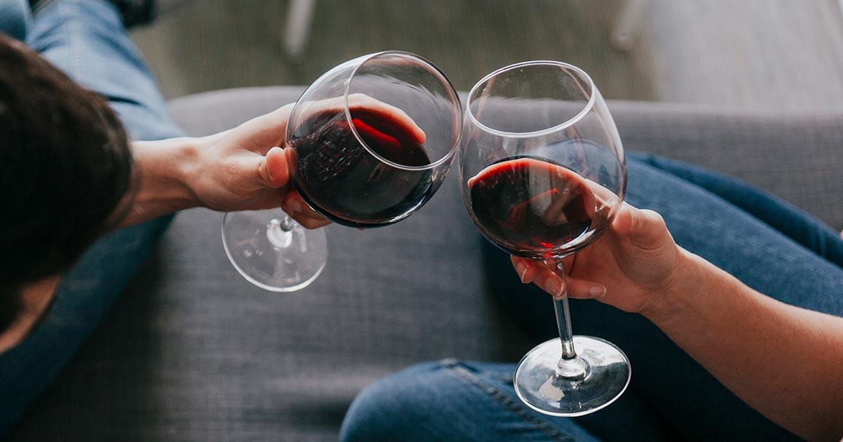 Ile pić wina by wyszło to na zdrowie?