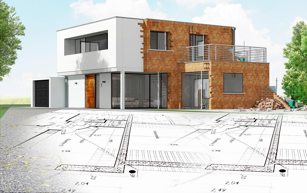 Pomysł na tani dom – projekty domów tanich