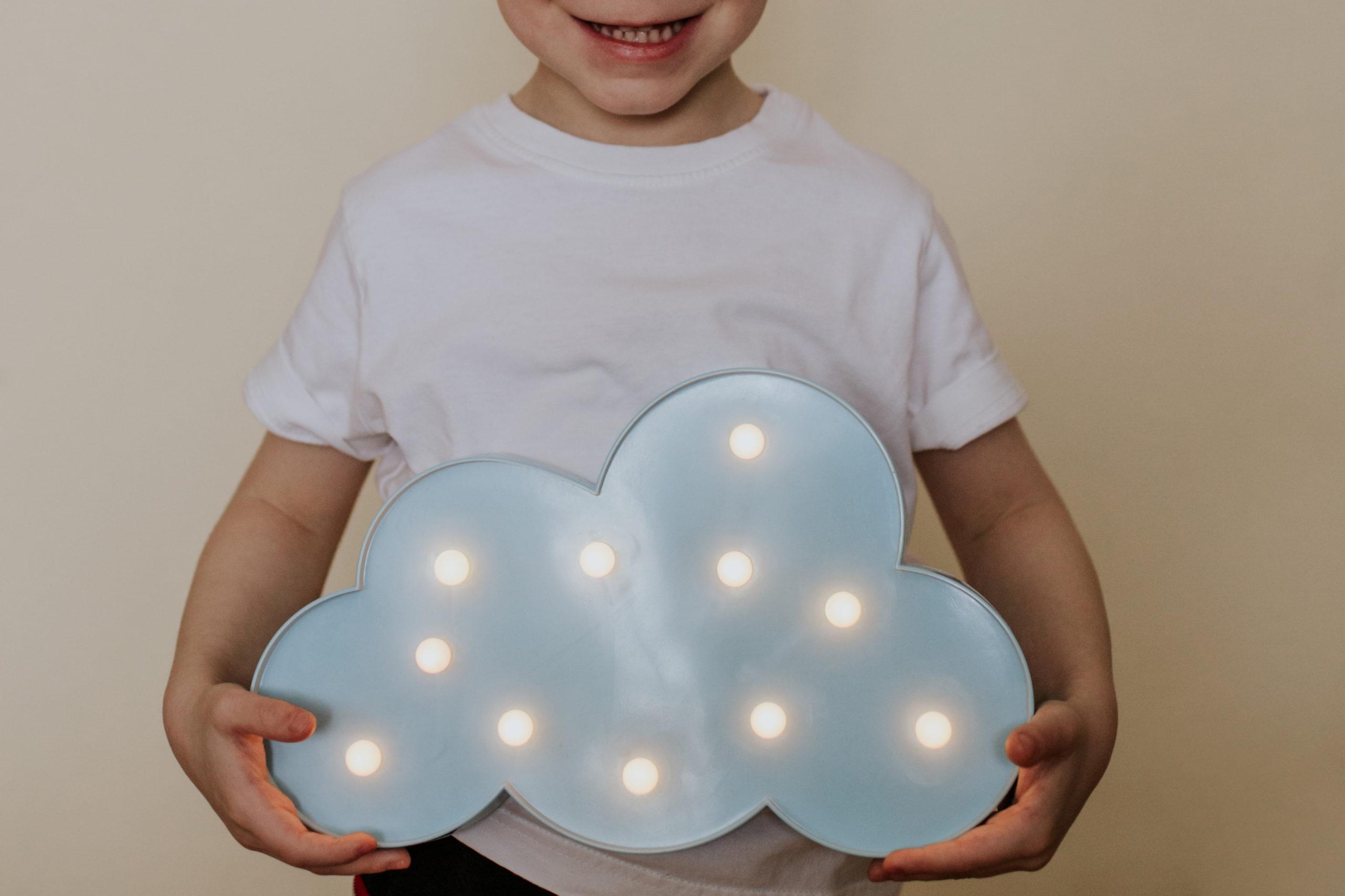 9 uroczych lamp do pokoju dziecka