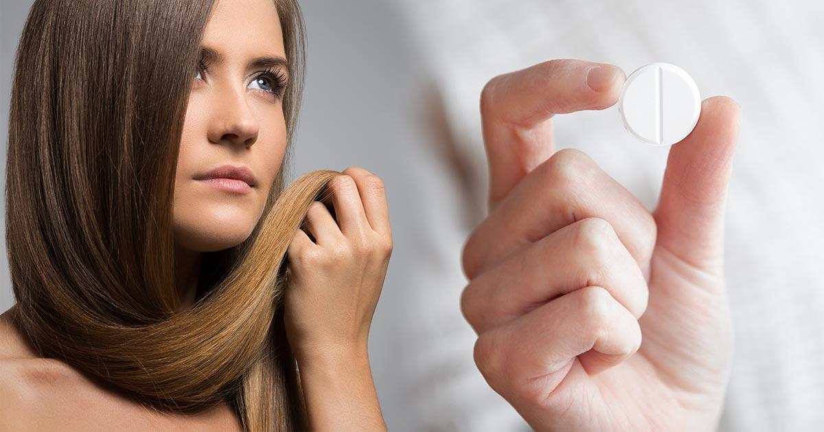 Aspiryna dla włosów