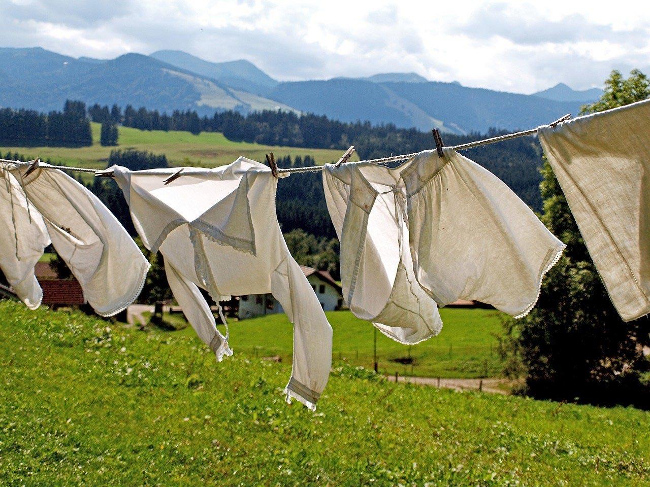 Przydatne dodatki do prania: ocet