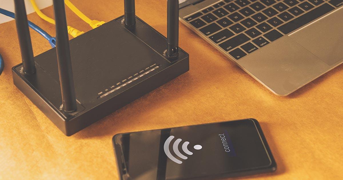 Jak przyśpieszyć wi-fi?