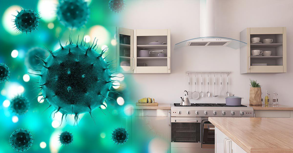 Koronawirus może znajdować się w Twoim domu. Zobacz jak go zabić.