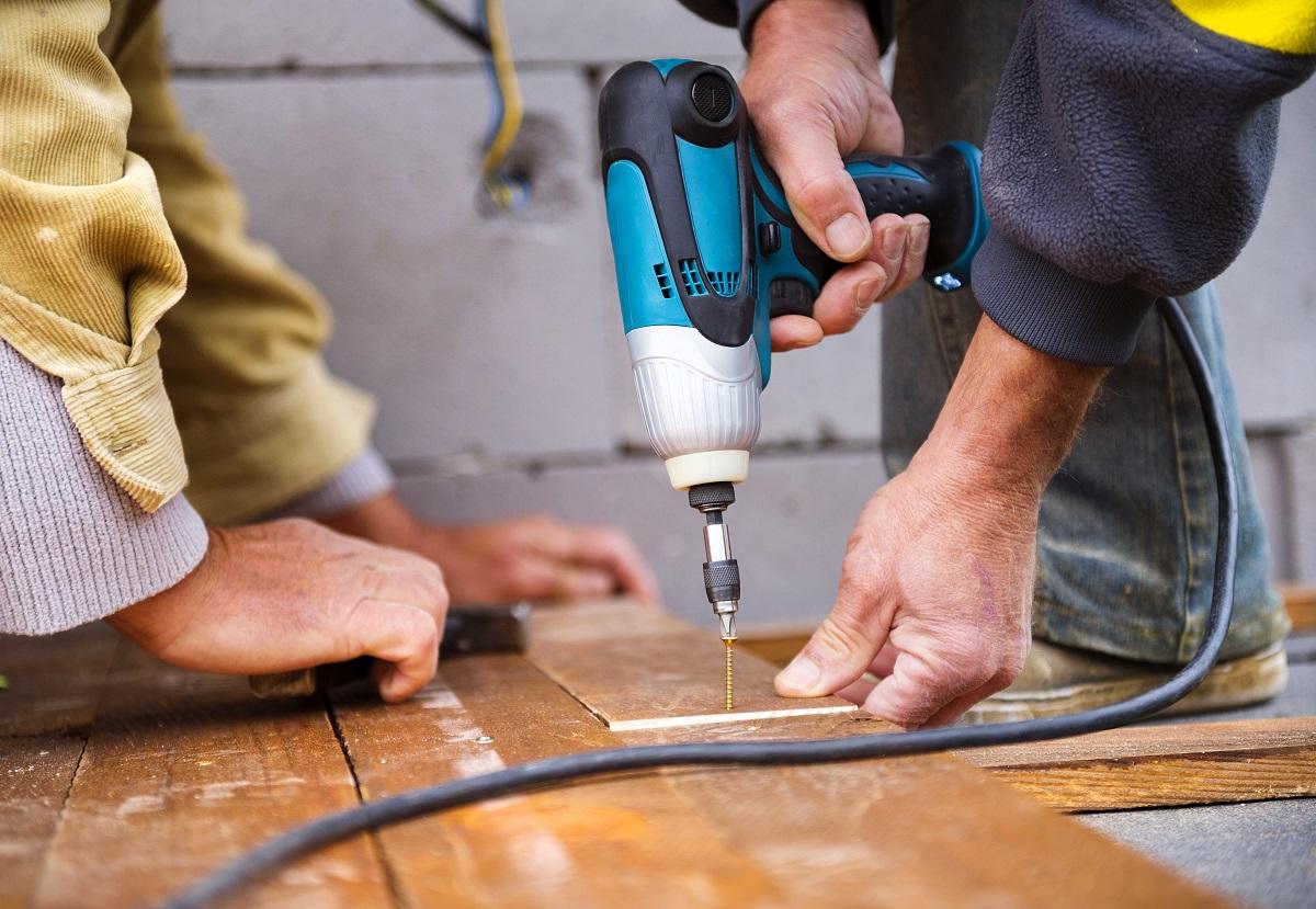 Narzędzia niezbędne podczas remontu