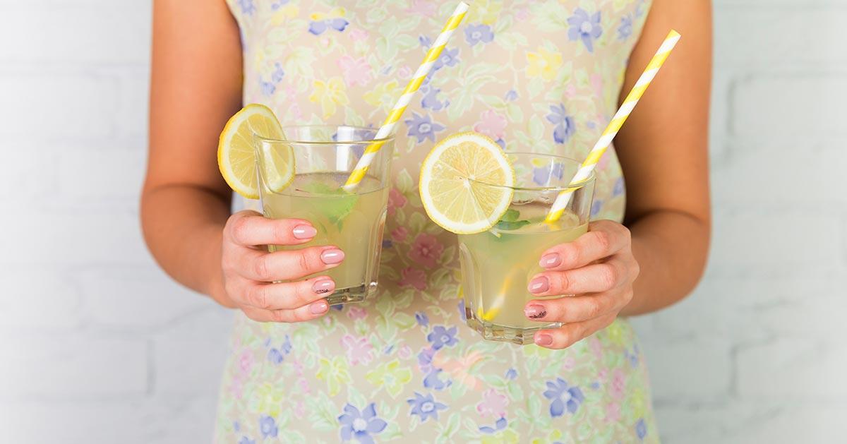 Masz 2 cytryny? Zrób lemoniadę!