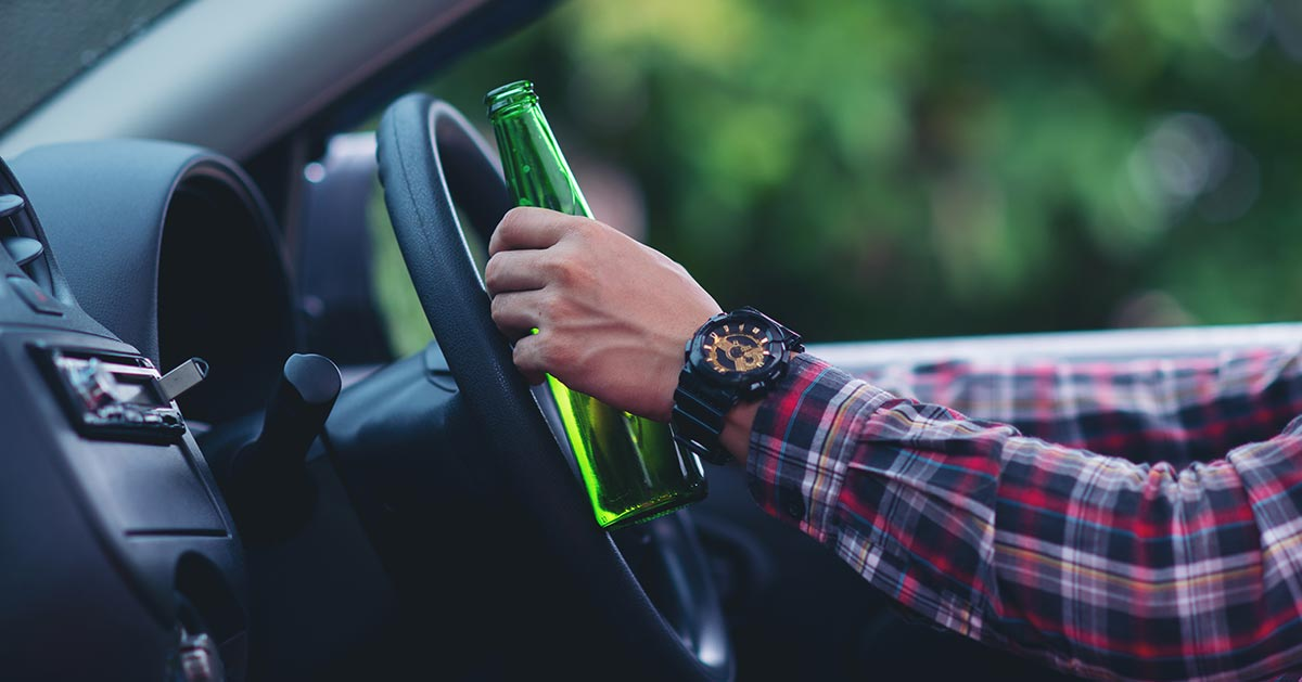 Czy mogę zatrzymać pijanego kierowcę?
