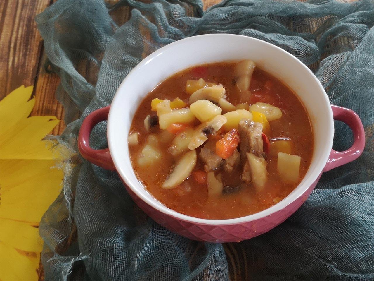 Zupa Magisterska