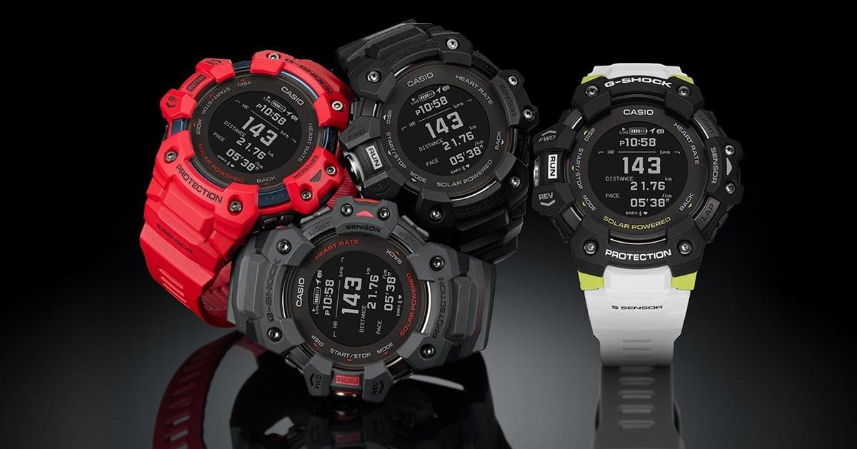 Pancerny smartwatch G-SHOCK G-SQUAD – reweolucja na rynku smartwatchy