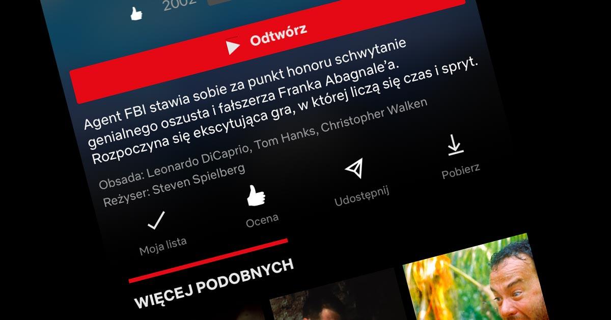 Netflix – dlaczego nie mogą pobrać serialu lub filmu w aplikacji?