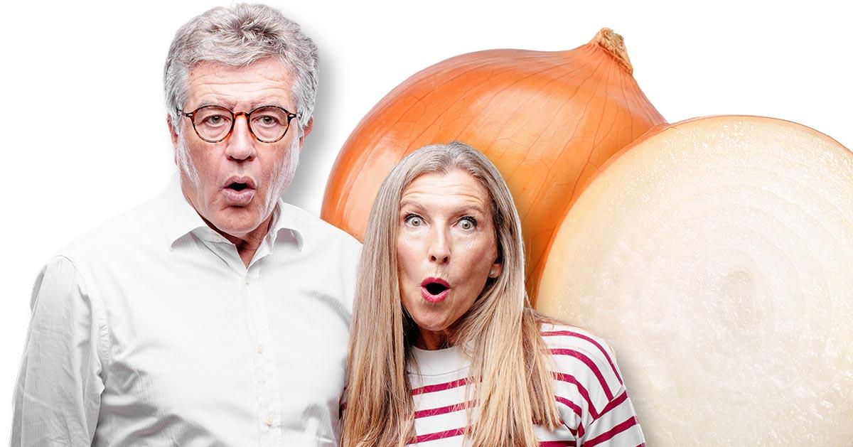 Całe życie źle obieraliśmy cebulę. Oto sposób, który musicie wypróbować!