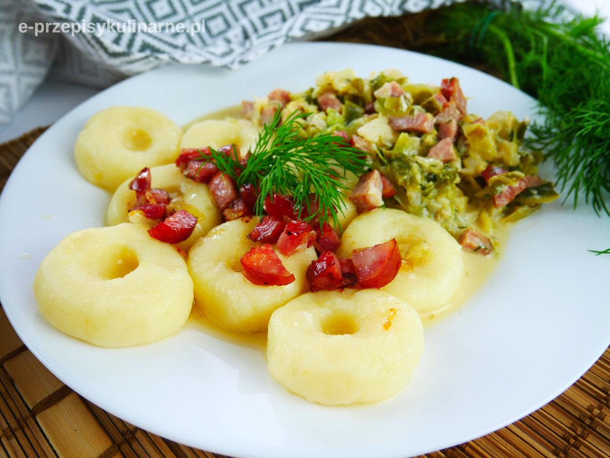 Kluski śląskie – prosty i tani pomysł na obiad
