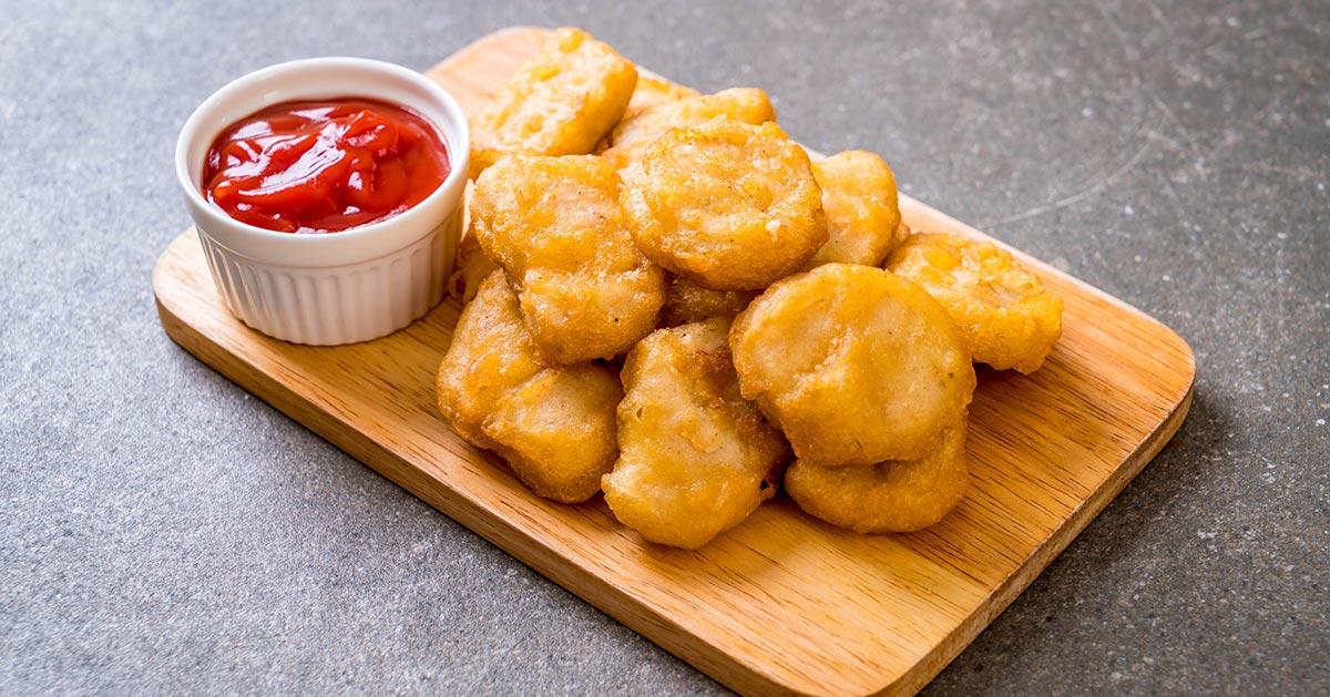 Podała przepis na nuggetsy z kurczaka jak z McDonald's. Musicie ich spróbować!