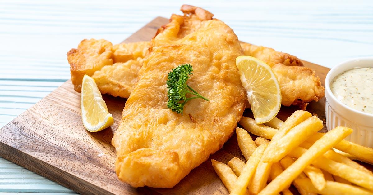Panga – unikaj jej jedząc nad morzem!