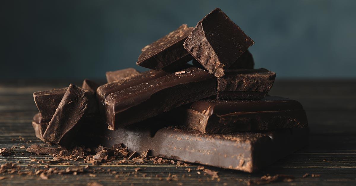 Zobacz dlaczego warto jeść gorzką czekoladę