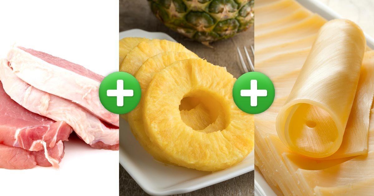Połącz te trzy rzeczy, a stworzysz genialne schabowe z serem i ananasem!