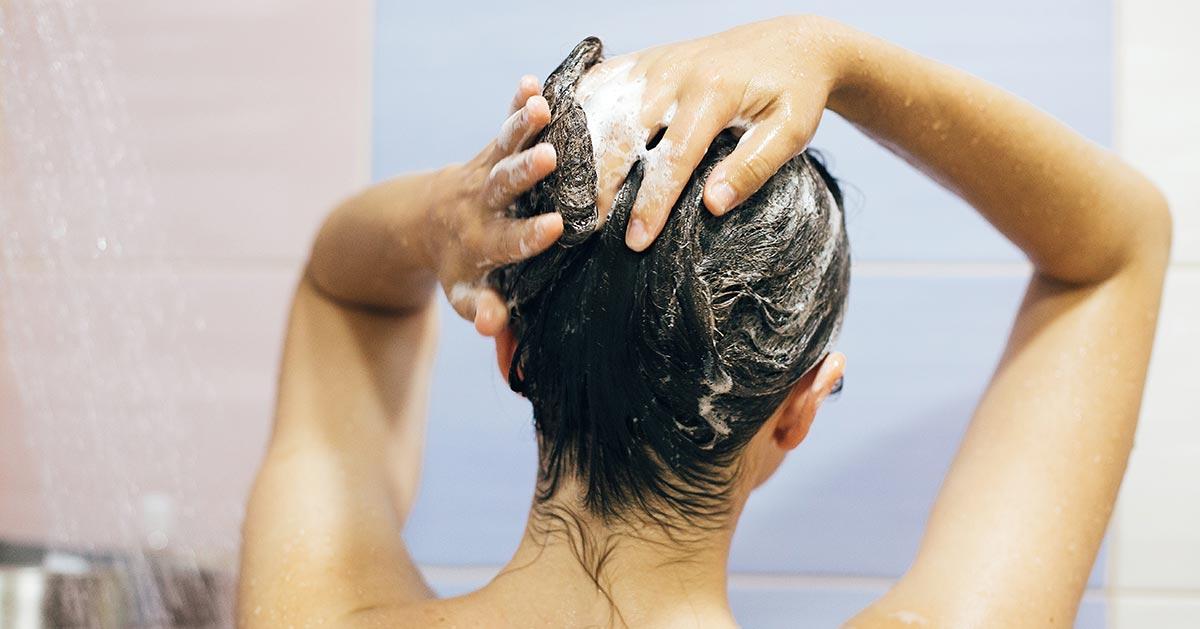 Domowa płukanka zwiększająca objętość włosów