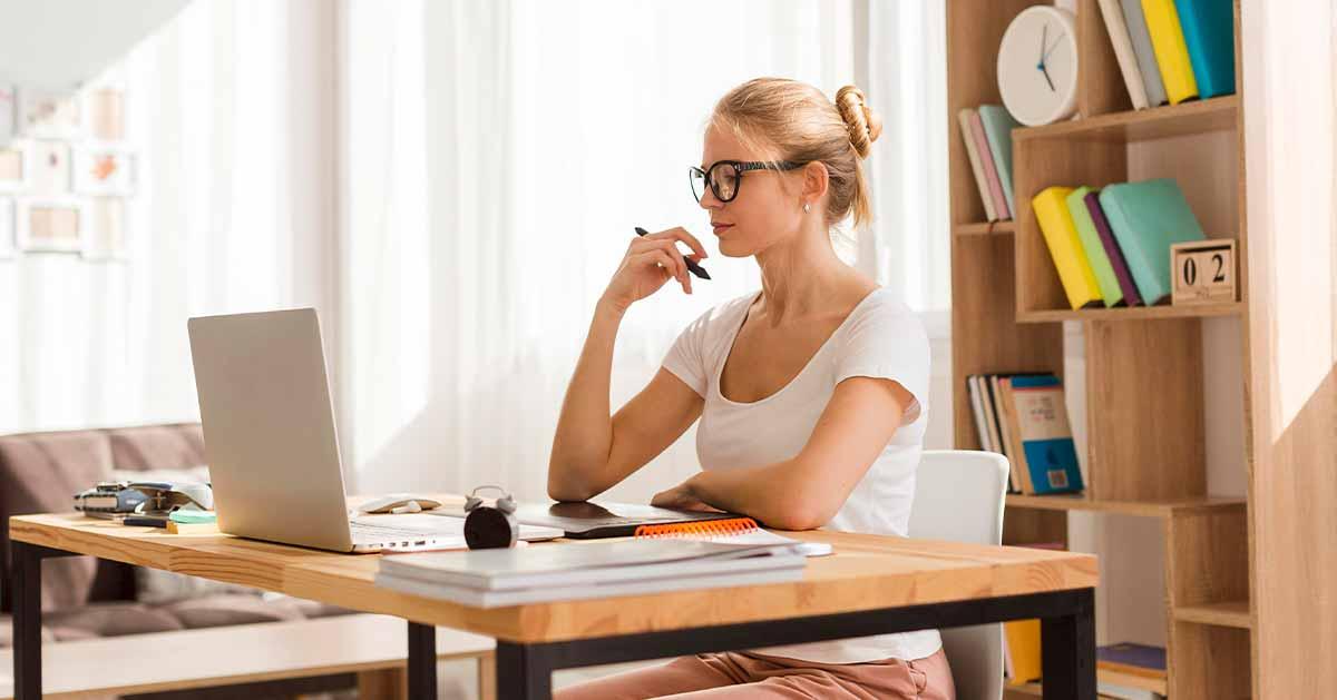 5 nawyków, które ułatwią Ci pracę w trybie Home Office