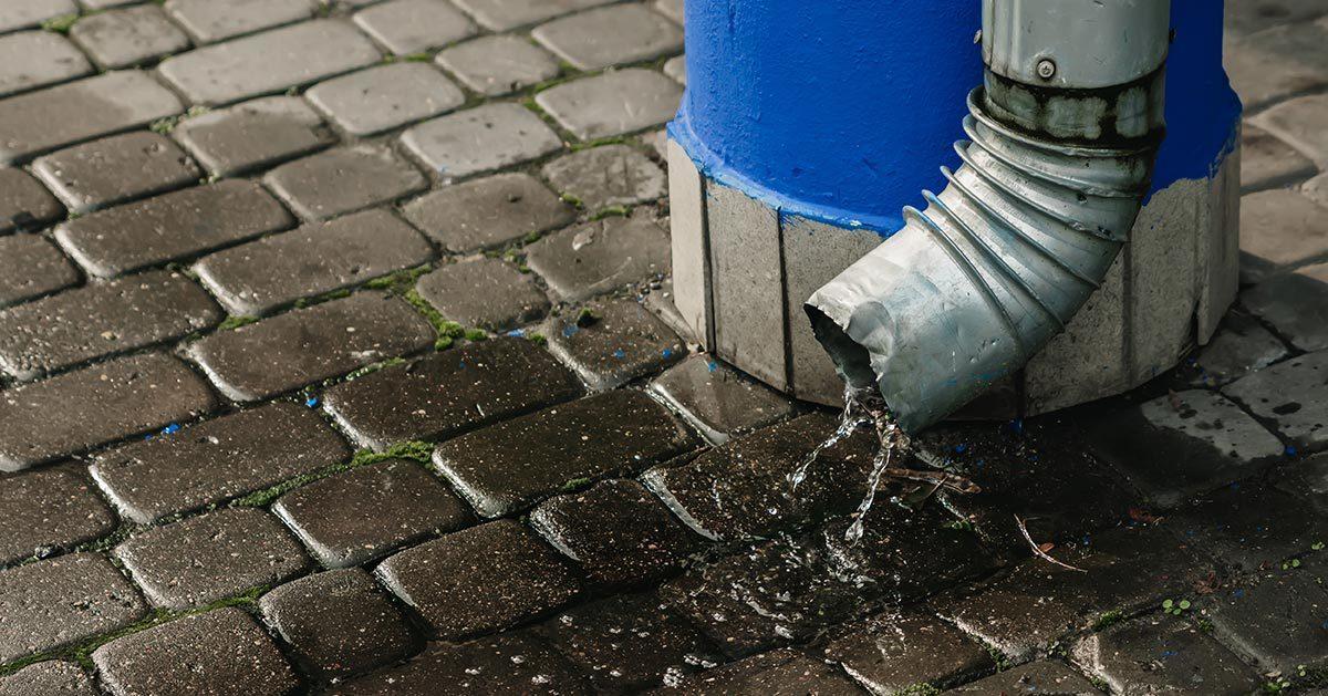 Podatek od deszczu dosięgnie też mieszkańców bloków