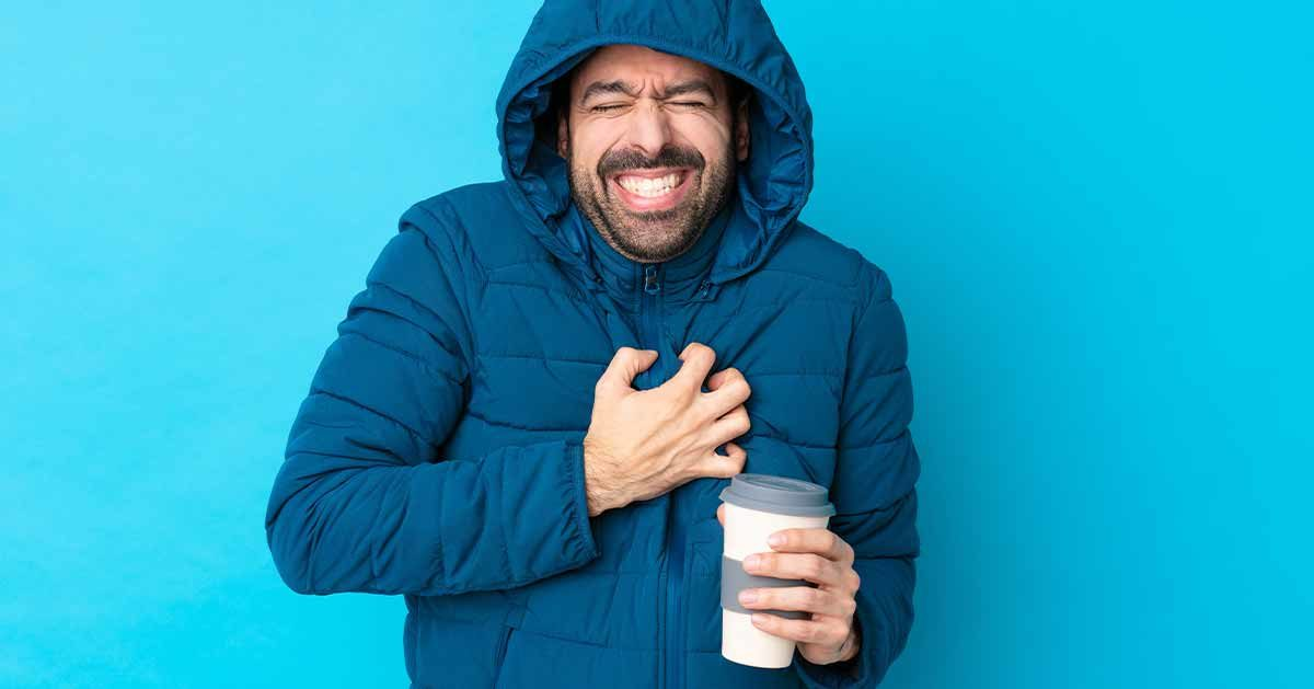 Lubisz kawę? Te sygnały mówią, że pijesz jej zbyt dużo.