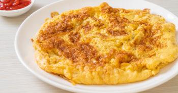 Pyszny omlet na śniadanie