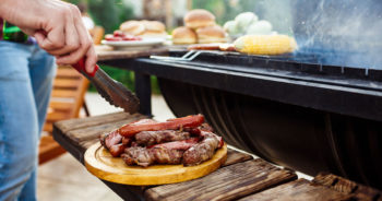 Czy można jeść grilla na diecie?