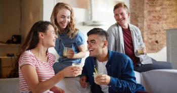 5 sposobów, by stać się bardziej lubianym w towarzystwie