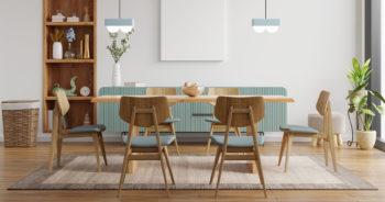 Jaki kolor ścian w jadalni będzie najlepszy?