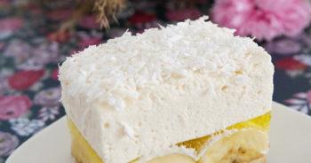 Szybkie ciasto z bananami