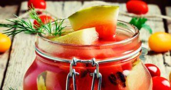 Kiszony arbuz – takiego arbuza jeszcze nie jedliście! Przepis na marynowanego arbuza.