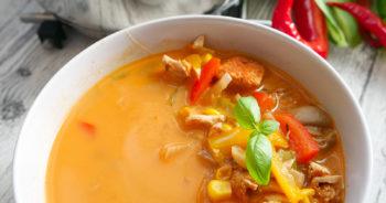 Zupa kebab-gyros